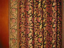 Aesthetic curtains, English 1880's Private Collection