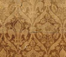 Wallpaper from Ross Bay Villa c 1865